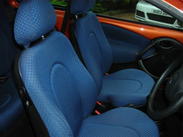Car Interior Refurbishment, Moulton