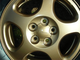 alloy wheel repairs in Moulton